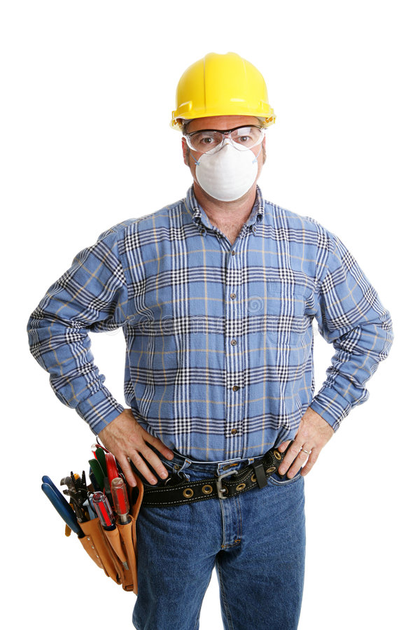 Aufbau-Sicherheit lizenzfreie stockbilder