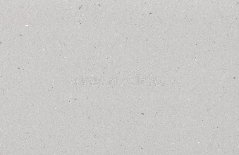 Aufbereitetes graues Papier stockfoto