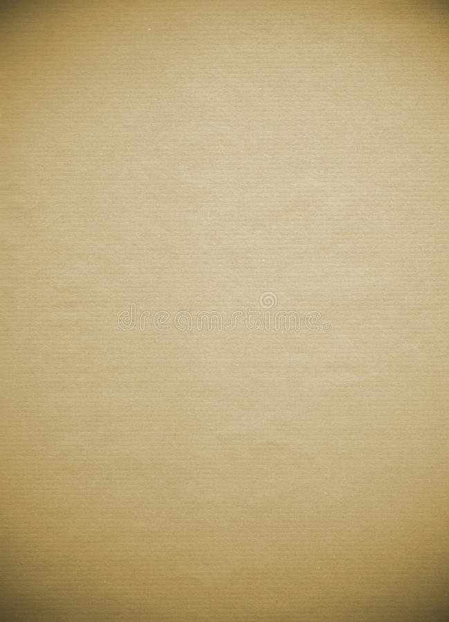Aufbereitetes Papier lizenzfreies stockfoto