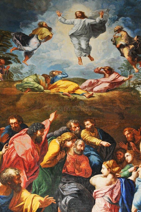 Auferstehung lizenzfreies stockbild