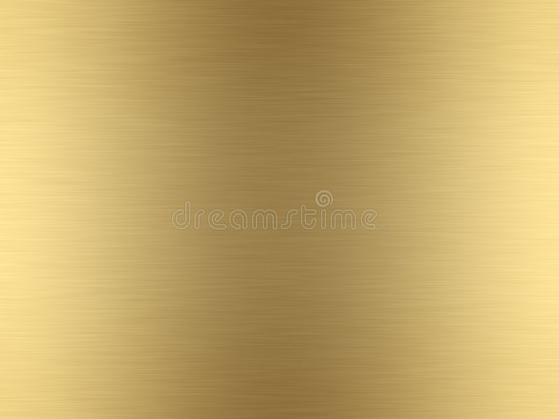 Aufgetragenes Gold vektor abbildung