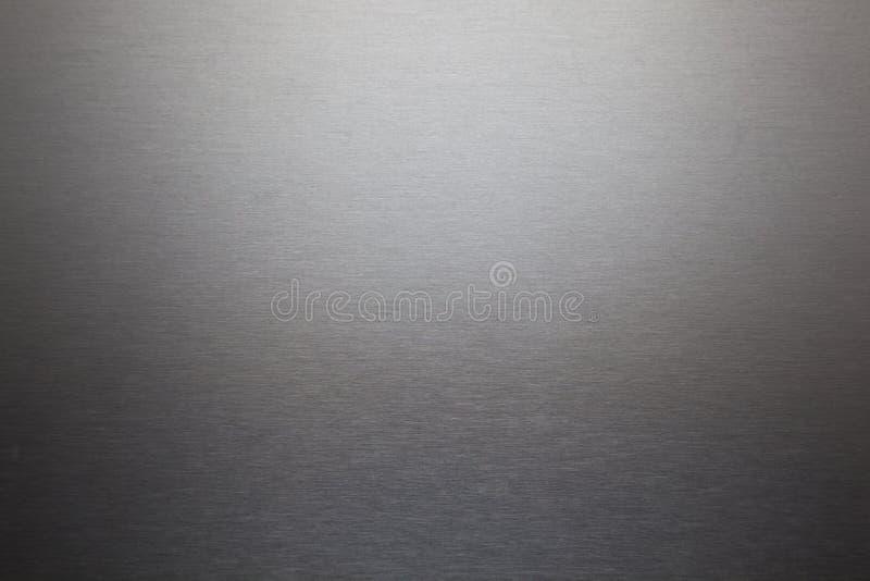 Aufgetragenes Metall stockbild