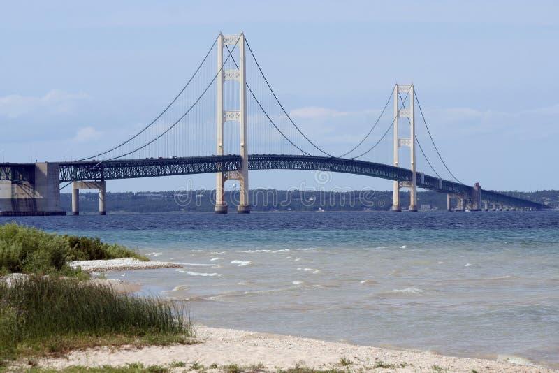 Aufhebung-Brücke stockfotos