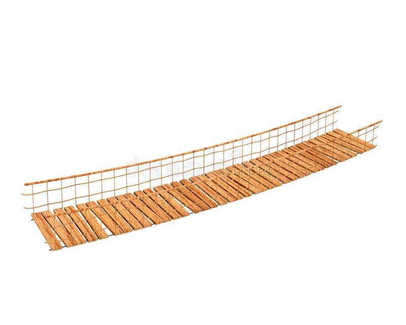 Aufhebungbrücke vektor abbildung