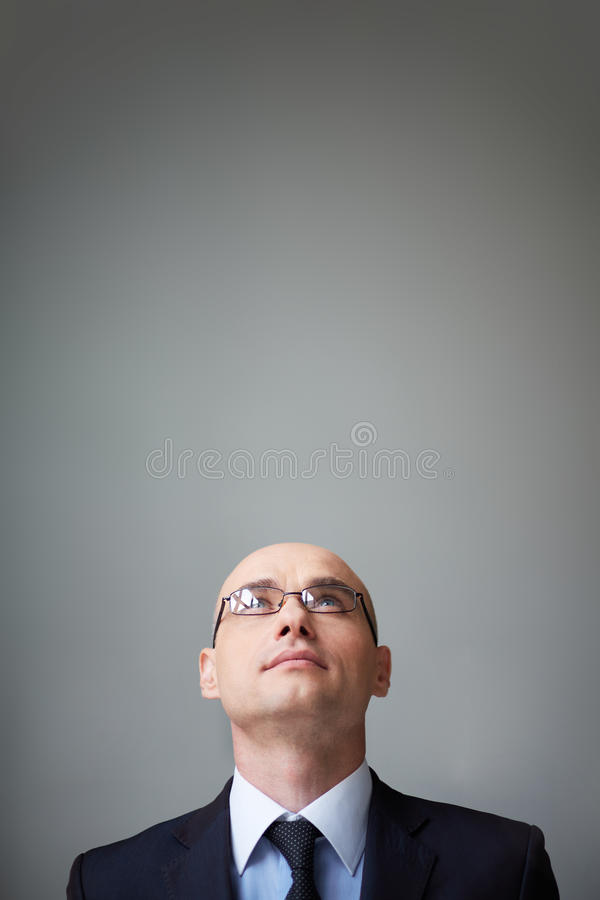 Aufmerksamkeit stockfoto