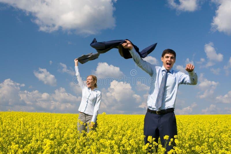 Aufregung lizenzfreies stockfoto