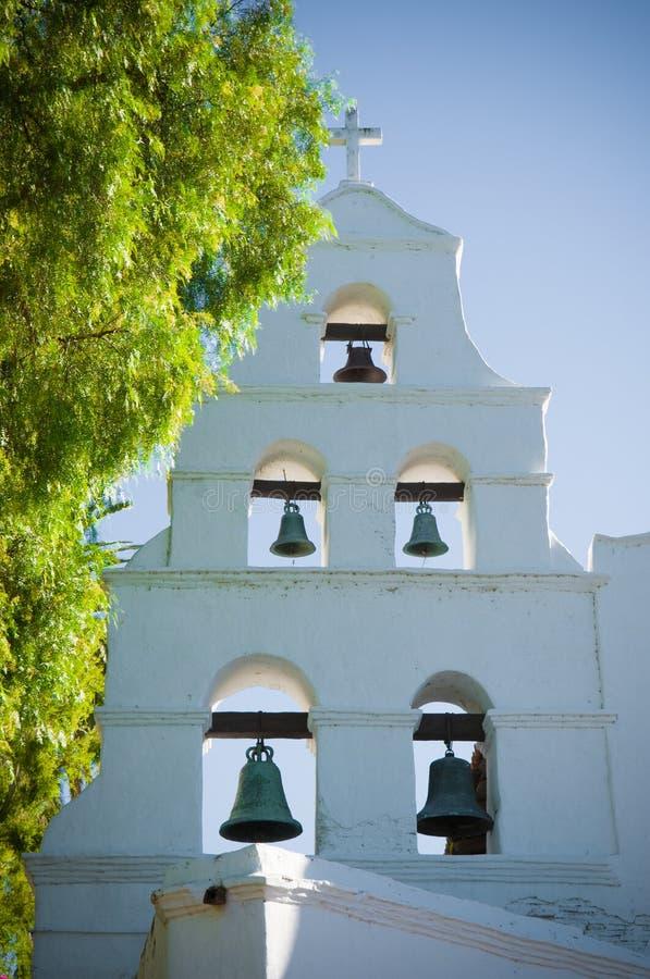 Auftrag-Basilika San Diego de Alcala lizenzfreie stockfotografie