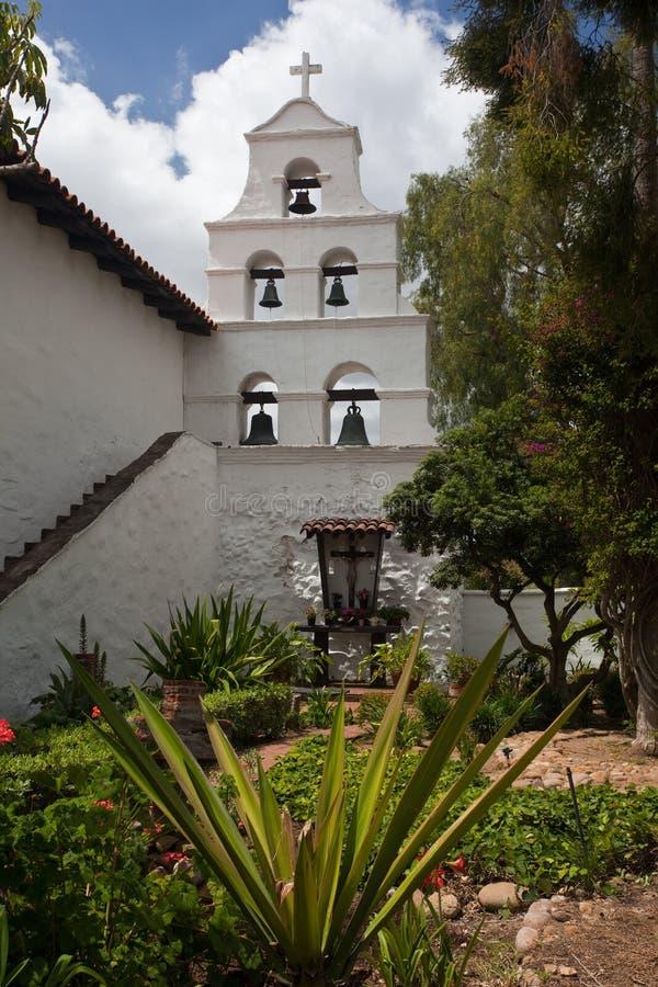 Auftrag San Diego de Alcala lizenzfreie stockfotografie