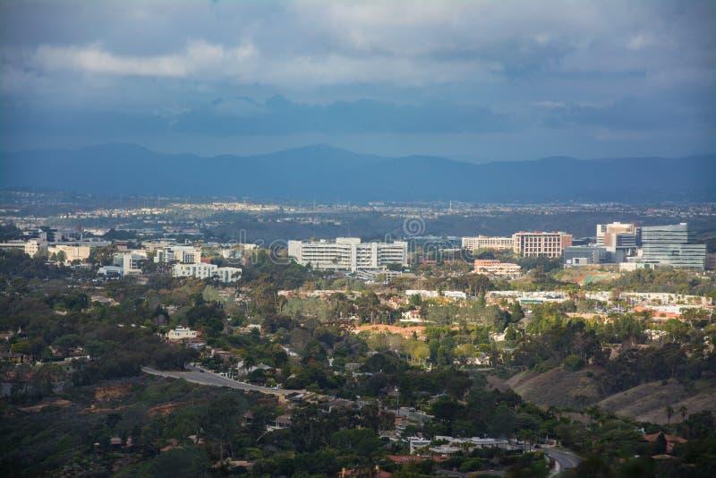 Auftrag-Tal von San Diego stockbilder