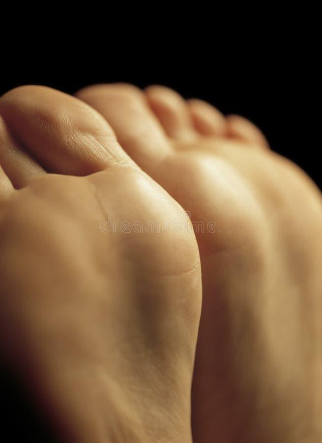 Aufwartung der Massage lizenzfreie stockbilder
