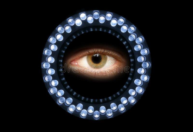Auge stockbilder