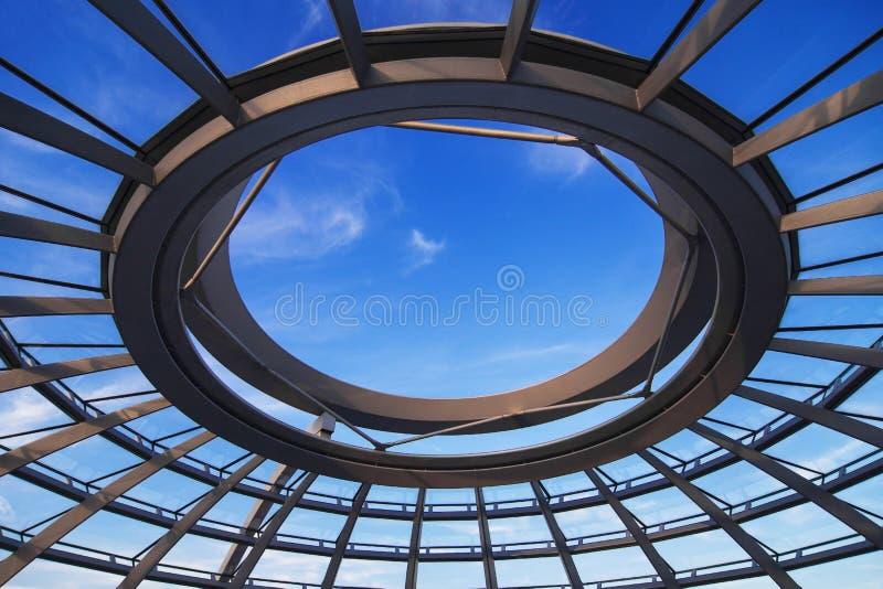 Auge des Reichstag lizenzfreies stockfoto