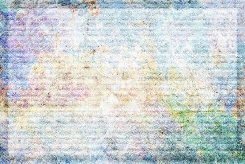 Auge floral stock de ilustración