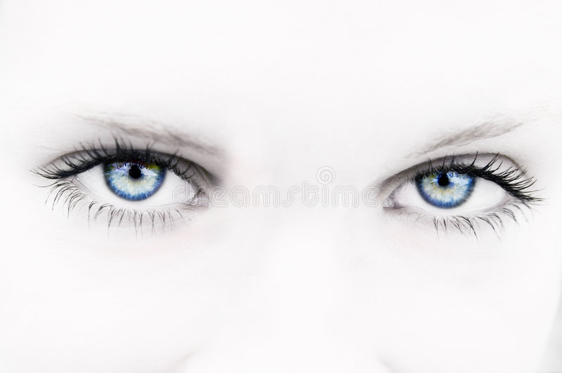 Augen stockfotos