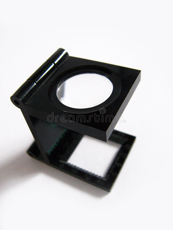 Augenglas lizenzfreies stockbild
