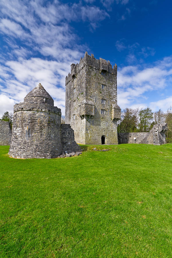 Download Aughnanure Castle In Ireland Stock Photo - Image: 24528774