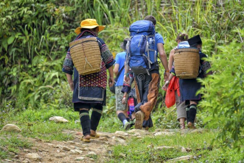 Augmentant dans la PA de SA, le Vietnam photos libres de droits