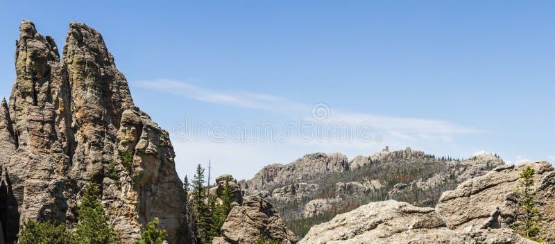 Augmentant en Custer State Park, le Dakota du Sud images libres de droits