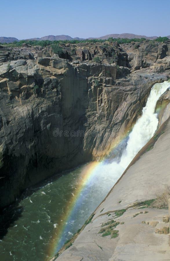 Augrabies Waterfall royalty free stock image