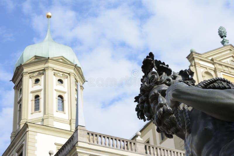 Augsburg fotos de stock royalty free