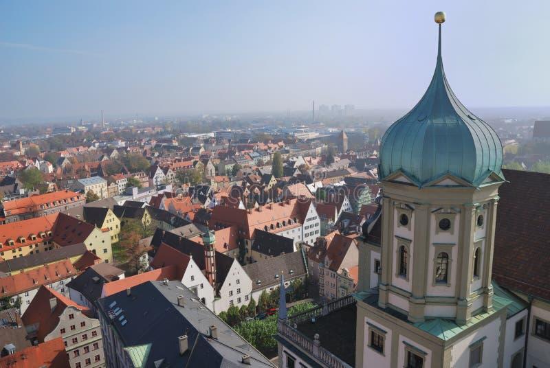 Augsburg fotografia de stock