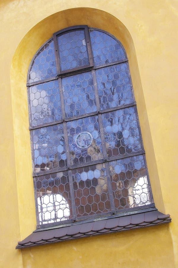 Augsburg-Fenster lizenzfreie stockfotos