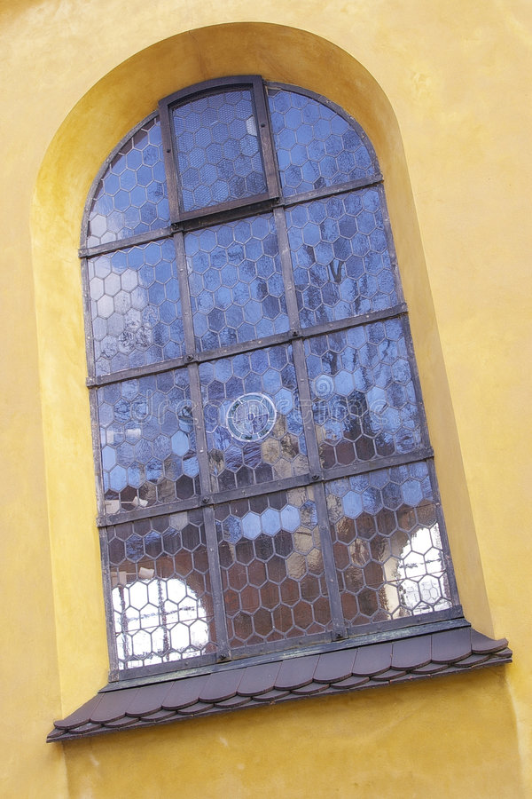 Augsburg window royalty free stock photos