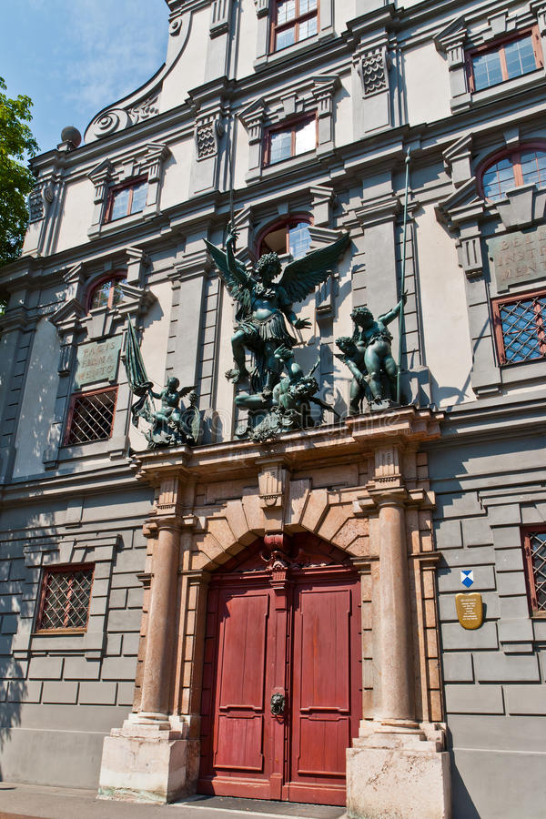 Augsburski obrazy royalty free