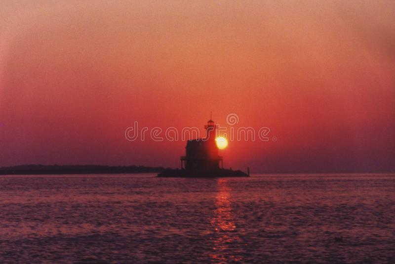 5AM August Eigth stock photography