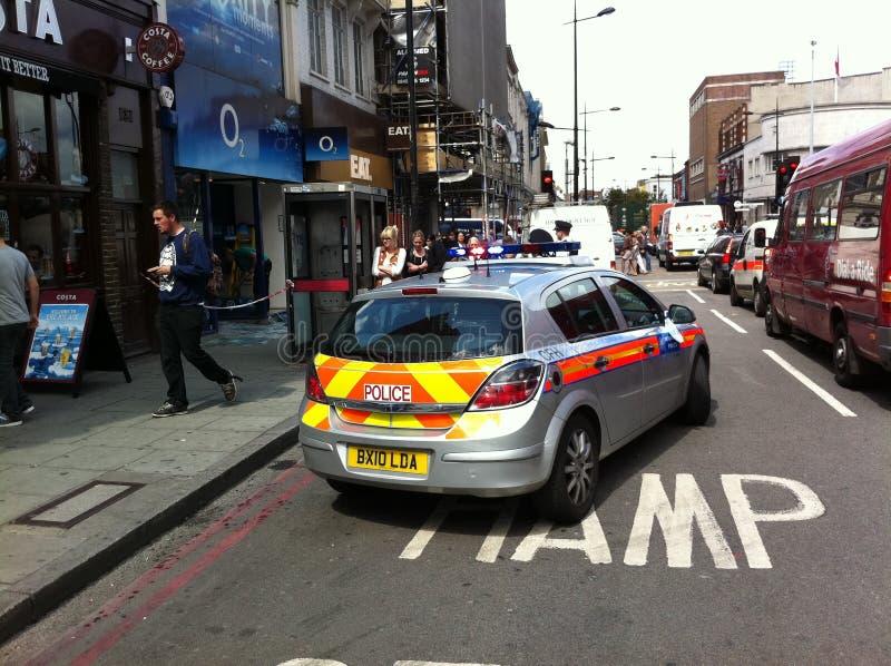 August london för 8th efterdyning 2011 oro