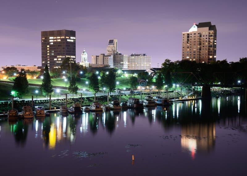 Augusta, Georgia fotografia stock libera da diritti