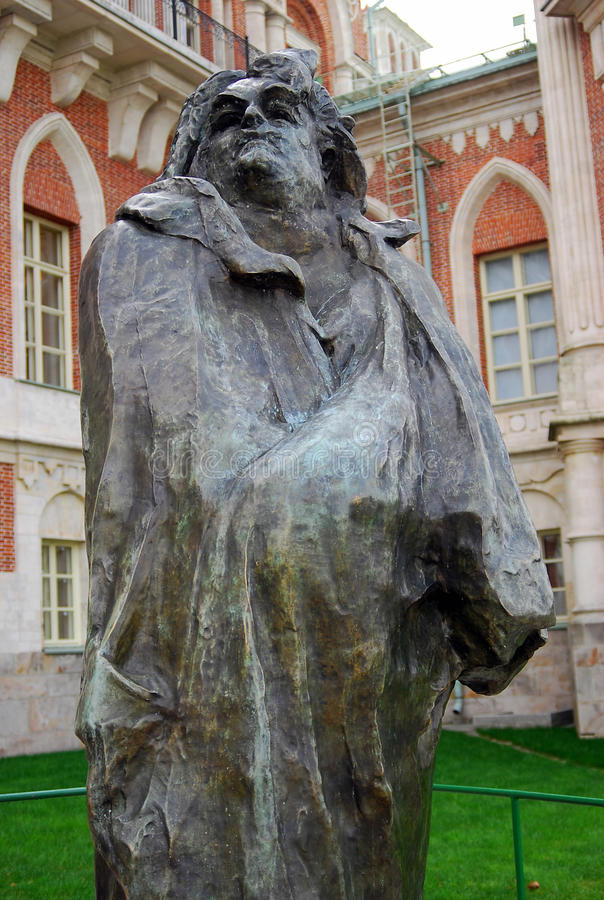 Free Auguste Roden. Monument To Balzac. Stock Photography - 26855412