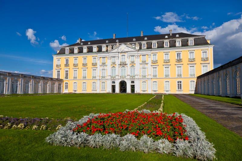 Augustusburg Palast, Deutschland stockbilder