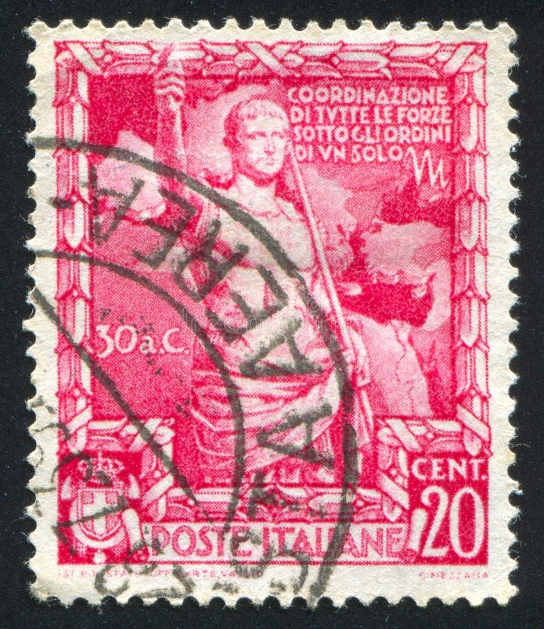 Augusutus цезарь стоковые изображения
