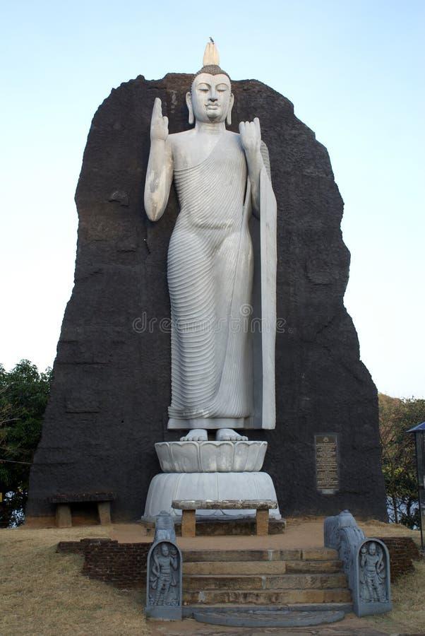 Aukana Buddha immagini stock libere da diritti