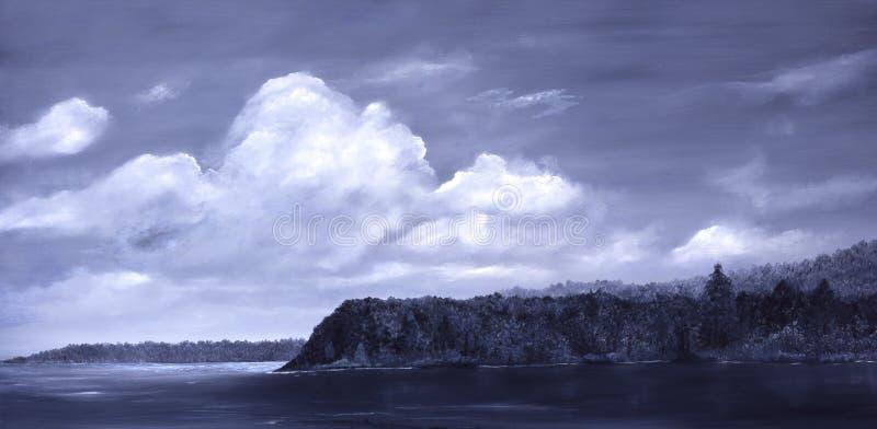 Download Auke Bay Alaska stock illustration. Image of daylight - 3165733