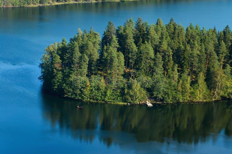 Aulanko Landschaft stockbilder