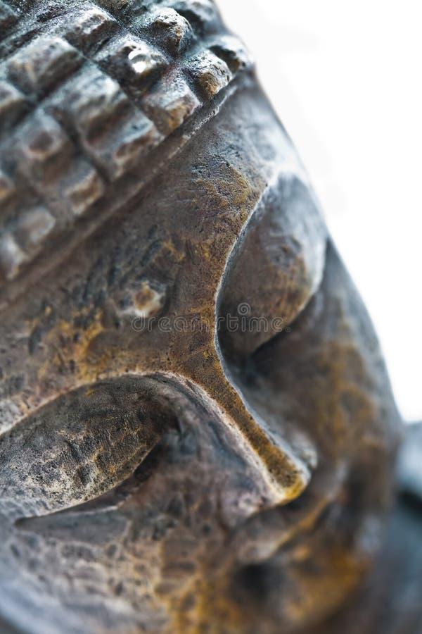 Aum Shanti Bouddha photographie stock libre de droits