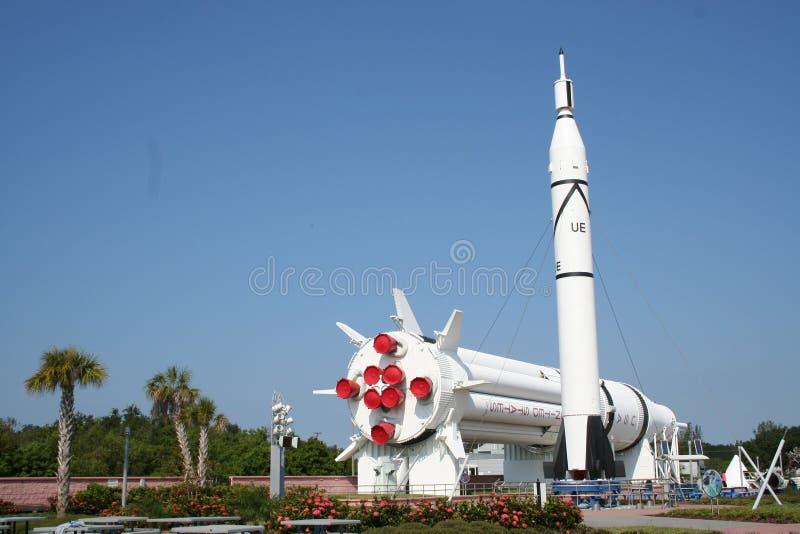 Aumentadores de presión de Rocket y cohete imágenes de archivo libres de regalías