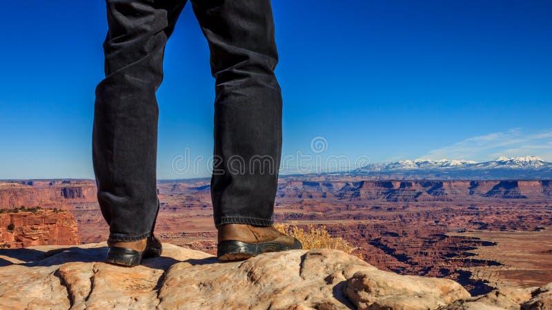 Aumento Utah fotografia stock