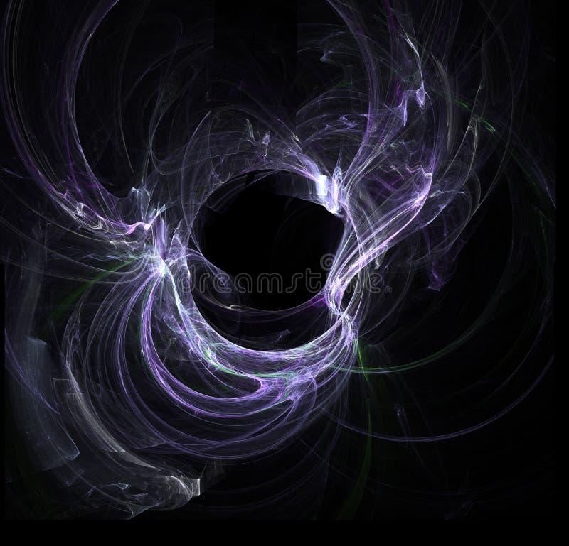 Aura do plasma ilustração do vetor