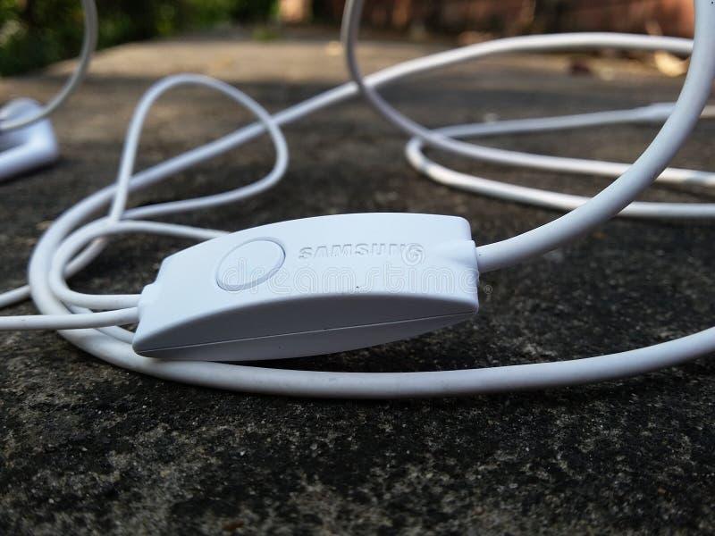 Auricular de Samsung foto de archivo