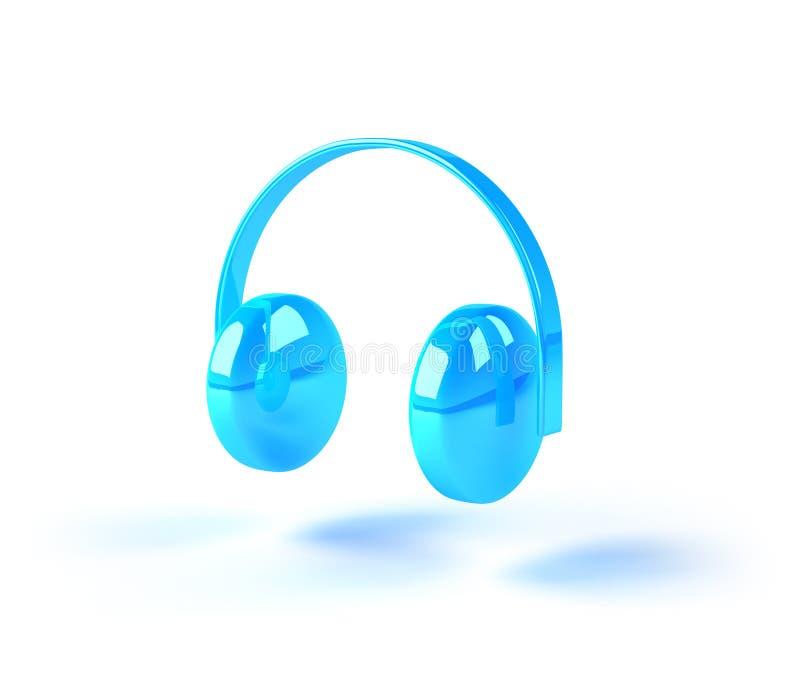 Auriculares stock de ilustración