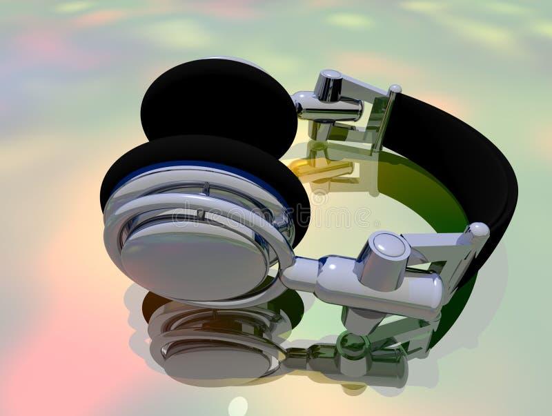 Auriculares fotos de archivo