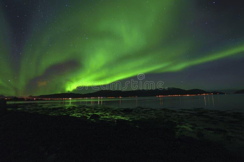 aurora immagini stock libere da diritti