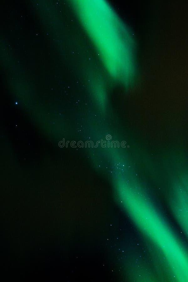 aurora royalty-vrije stock foto