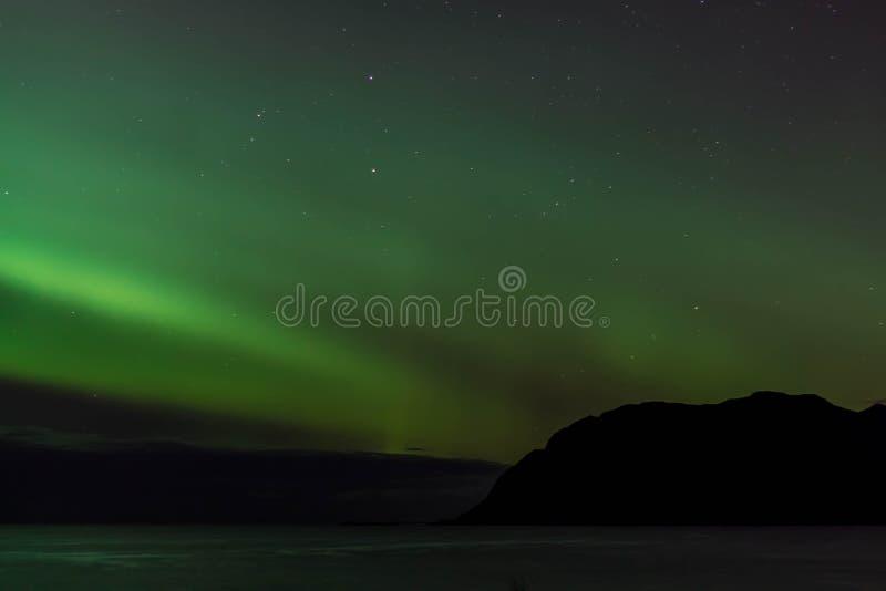 aurora stockfoto