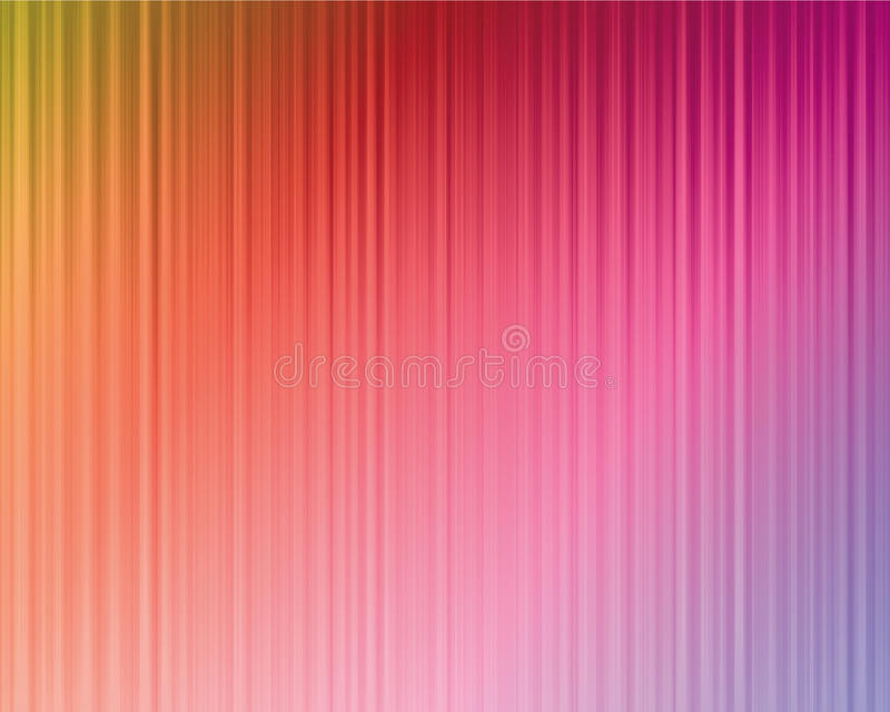 Aurora abstract background royalty free illustration