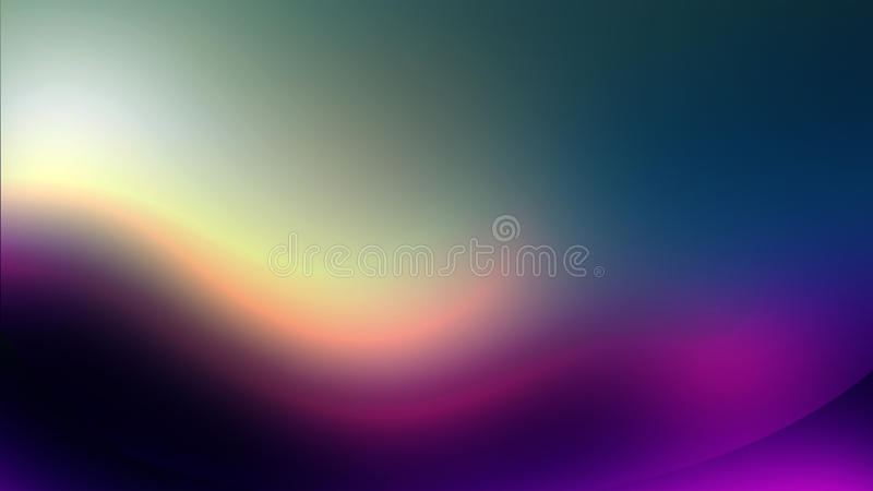 Aurora Abstract Background Purple Effect royalty free stock photography