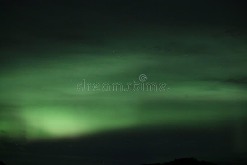 Aurora Borealis stock afbeelding